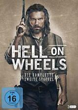 3 DVD-Box ° Hell on Wheels ° Staffel 2 ° NEU & OVP