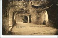BLANKENBURG ~1900 Burg Regenstein Stolle Serie 48 Nr. 8 alte Postkarte