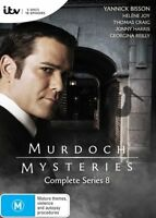 MURDOCH Mysteries Series : Season 8 : NEW DVD