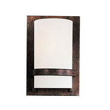 Minka-Lavery | Signature 1 Light 7 inch Iron Oxide Wall Sconce Wall Light