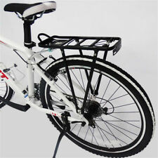 US Back Rear Rack Alloy Bike Bicycle Seat Post Frame Carrier Holder Cargo Racks