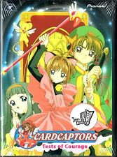 Cardcaptors Vol. 1 Tests of Courage DVD NEW factory sealed