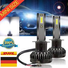 110W MINI H1 LED Auto Scheinwerferlampe Lampen Ersatz Kit Weiß Licht 20000LM