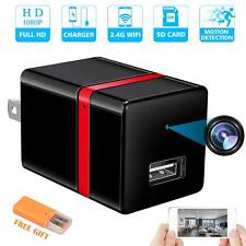 Spy Camera WiFi1080P HD Hidden Camera Wireless Portable Home Security Cameras