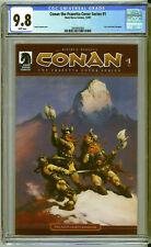 CONAN The FRANK FRAZETTA COVER SERIES #1 CGC Graded 9.8 NM/M Dark Horse Comics