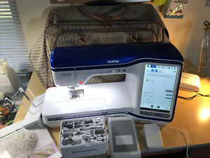 Brother Dream Machine 2 Sewing Embroidery Machine XV8550D