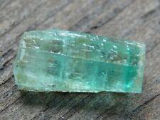 Emerald,Natural Emerald, Faceting Emerald , Australian Rough 1.60 ct Emerald.