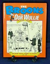 The Broons and Oor Wullie - Seldom Seen Comedy Classics 1936-69 Hardback Book