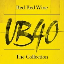 UB40 Red Red Wine-The Collection CD NEW SEALED Kingston Town/Food For Thought+