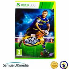 Rugby League Live 3 (Xbox 360) **GREAT CONDITION**
