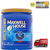 Maxwell House Ground Coffee Original Roast Blend (48 Oz) *BEST DEALS IN US*