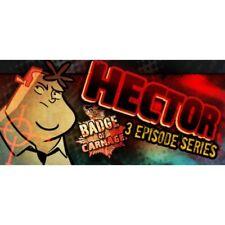 Hector: Badge of Carnage - Steam CD-Key Digital Download [PC & MAC] Region Free