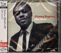 JIMMY ROGERS-HIS BEST-JAPAN SHM-CD D50