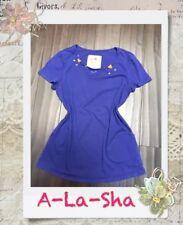 Cute Japanese Blue Blouse by A La Sha