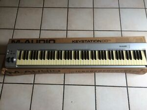M-Audio Keystation 88es Keyboard Pro-Audio Equipment Audio/MIDI-Controller