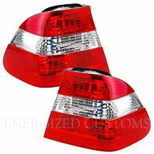 For Bmw 3 Series E46 2001 - 2005 Rear Light Tail Lights 1 Pair O/S And N/S