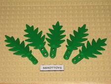 LEGO Accessories Palmleaf x5 New