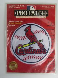 St Louis Cardinals officially licensed 4 x 4 pro patch new sealed