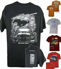 FORD MUSTANG T SHIRTS SMALL - 3XL