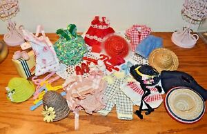 VOGUE 1954-55 GINNY DOLL CLOTHES Dresses,Hats,Shoes & Lots More Excellent TAGGED