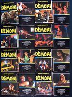 Dämon Fotobusta Demons Schleim Dario Argento Horror Natasha Hovey Folter R142