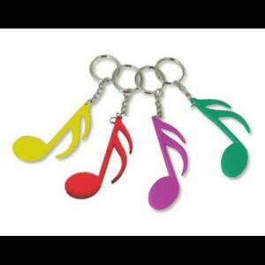 Semiquaver Keyrings Key Chain - Assorted Colours
