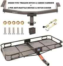 towing & hauling parts for nissan rogue ebay Hitch Wiring Kit Fits 2008 2015 Nissan Rogue Harness trailer hitch cargo basket carrier silent pin lock fits 2008 17 nissan rogue (fits nissan rogue)