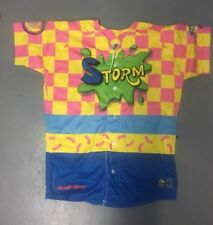 Rare OT MiLB Lake Elsinore Storm Nickelodeon Double-Dare Jersey Thomas Dorminy
