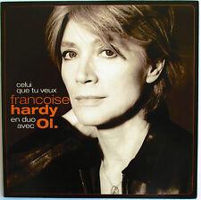 "FRANÇOISE HARDY - CD SINGLE PROMO ""CELUI QUE TU VEUX"""