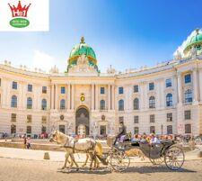 Kurzreise Wien 2 ÜN/F für 2 Personen Superior-DZ HB1 Hotel Wien Gutschein