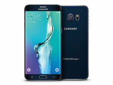 Samsung Galaxy S6 edge+ Plus G928A 32GB Black AT&T 4G LTE Android Smartphone