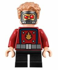 LEGO SUPER HEROES 76090 Mighty Micros STAR-LORD mini figure only