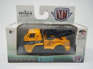 M2 Machines Auto-Trucks 1966 Dodge L600 Tow Truck R44