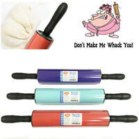 Rolling Pin NONSTICK Dough Roller Cake Baking Large Pastry Chapati Cooking 48cm