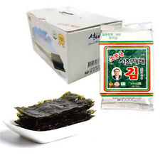 Family Capacity 15g x 10Pack Korean Roasted Seaweed Seasoned Laver Set