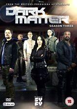 DARK MATTER season 3 Region 2 New DVD Quick Dispatch
