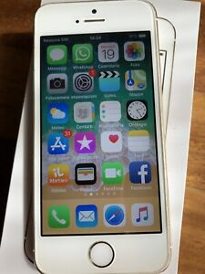 Apple Iphone 5s Gold 64Gb Model A1457