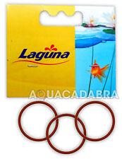 Laguna Rojo O-ring PT743 presión Flo Pack de 3 Sellos Estanque De Jardín Pez Koi
