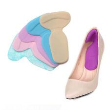 1 Pair Silicone Heel Orthopedic Insoles Women Anti-friction Heel Gel Pad