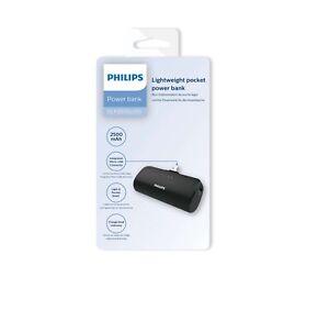 Philips Pocket Lightweight Power Bank Micro USB NEW SEALED
