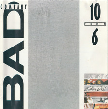 Bad Company / 10 from 6 / Atlantic 1985 / CD very good condition