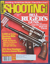 Vintage Magazine SHOOTING TIMES, December 1981 !!! BROWNING BLR-81 RIFLE !!!