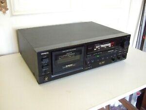 Aiwa AD-F810 Spitzen Taped Deck, 15 - 20.000 Hz, 3 Head, top