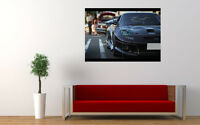 """BLACK MAZDA RX7 NEW GIANT LARGE ART PRINT POSTER PICTURE WALL 33.1""""x23.4"""""""