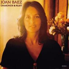 Joan Baez Diamonds and Rust CD NEW