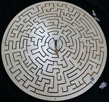 Round Key Maze – Double Lock Version - Escape Room rugged