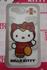 Hello Kitty IOWA STATE Cyclones iPhone 5 Hardshell Case  NEW NWT