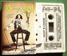 Benny & Joon Music from OST Rachel Portman ft Proclaimers Cassette Tape - TESTED