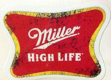 RAT ROD HOT ROD CHOPPER BOBBER  DECAL STICKER   ROCKABILLY  MILLER BEER