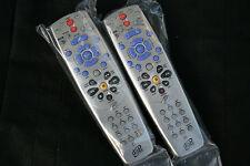2 DISH NETWORK Bell ExpressVU UHF PLATINUM 501 PVR 508 510 REMOTE 5100 5800 5900